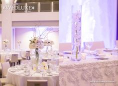 WedLuxe: Toronto real life wedding held at the Arcadian Court