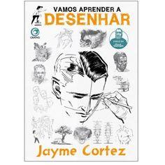 Vamos Aprender a Desenhar -Jayme Cortez http://www.artcamargo.com.br/livros-de-arte-e-dvds/cursos-de-desenho/vamos-aprender-a-desenhar-jayme-cortez.html