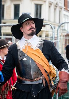 Officer ECW Conquistador, 17th Century Fashion, 18th Century, Thirty Years' War, Soldier Costume, Medieval Clothing, Historical Clothing, Modern Warfare, Baroque Fashion