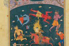History of the Jinn | Jinn are supernatural creatures, frequently found in Islamic folklore ...