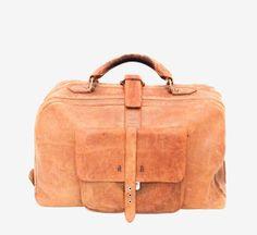 Hermès Chestnut Courier