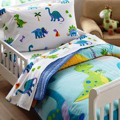 Olive Kids Dinosaur Land Toddler Comforter & Bedding
