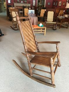 23 best brumby rocking chair restorations images on pinterest