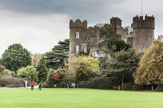 Malahide Castle (Ireland)