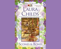 "This is the twelfth book in the ""Tea Shop Mystery"" series and I have enjoyed each of them.  The series centers on Theodosia Browning, the owner of the Indigo Tea Shop in Charleston, South Carolina.     Continue reading on Examiner.com Read Laura Childs' ""Scones & Bones"" A Tea Shop Mystery - National Mystery Books 