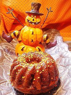 Halloween choco bundt cake/Čokoladni Misisipi kolač by Vali