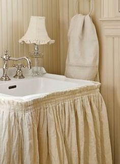 1000+ images about Sink skirts on Pinterest | Sink skirt ...