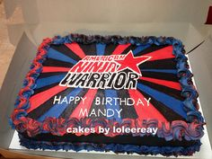 32 Best American Ninja Warrior Party Images Birthday Party Ideas