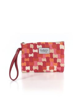Check it out—Madison Handbags  Wristlet for $16.99 at thredUP!