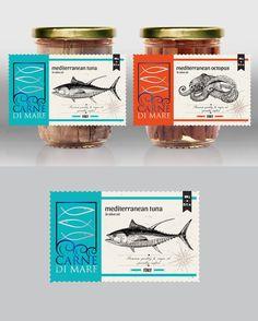 Browse custom designs from garryveda.com   99designs Salad Packaging, Jar Packaging, Food Packaging Design, Print Packaging, Packaging Design Inspiration, Branding Design, Label Design, Graphic Design, Food Design