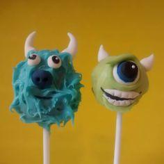 Monster AG Cake Pops Kid Parties, Cake Pops, Party, Desserts, Kids, Children, Boys, Cakepops, Deserts