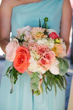 #Bridesmaid #Bouquet | FetePhotography.com