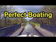 What does 60mph on a #canal #boat look like? A Mile On #Narrowboat Peaceful Time-lapse - #YouTube