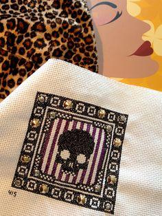 #embroidery #bordado #arte #leandrodario
