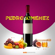 ¿vino dulce? Pedro Ximenez es ideal para postres!