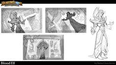 ArtStation - Gadgetzan Gazette Illustrations, rafael zanchetin