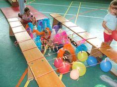 Turnidee Gross Motor Activities, Gross Motor Skills, Sensory Activities, Physical Activities, Preschool Activities, Fun Games, Games For Kids, Pe Ideas, Physical Education
