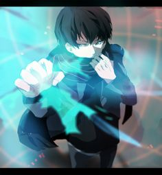 ☆ #AnimeTime ☆ KYOUKAI NO KANATA