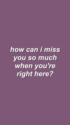 miss you so much // miley cyrus