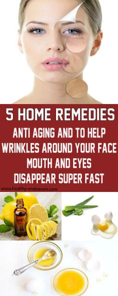 Old Grandmas 5 Home Remedies For Anti Aging and To Help Make Wrinkles Around Your Face, Mouth And Eyes Disappear Super Fast! Home Remedies For Wrinkles, Organic Face Moisturizer, Face Cream For Wrinkles, Lip Scrub Homemade, Prevent Wrinkles, Best Diets, Healthy Tips, Healthy Food, Anti Aging Skin Care