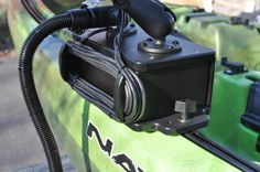 First Look YakAttack CellBlok Fishfinder Mounting System