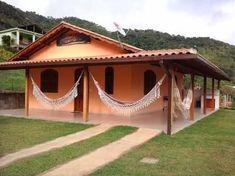 Resultado de imagen para casas de campo simples com varandas