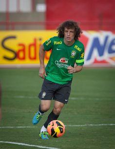 David Luiz - Brasil Chelsea (ING)