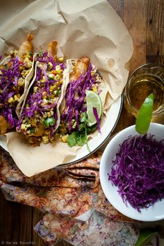 Cinco de Mayo is almost here and I thought it would be the perfect occasion to share my favorite fish taco recipe.    I first fell in love ...