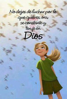 Fe en Dios!
