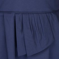 Reiko Blue Flared Tea Dress | Vintage Inspired Fashion - Lindy Bop