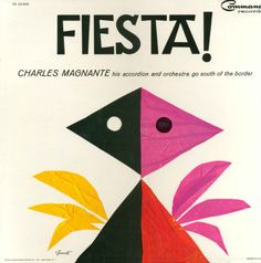 Charles Magnante - Fiesta! - cover by George Giusti
