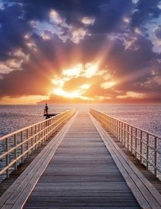 """""""Each sunrise that you experience will answer the prayer that you prayed, but you will only see the answered prayer if you walk the path by faith"""". Batyah"""