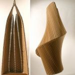 alex Uribe cardboard artist