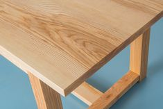 Bespoke Dining Tables Crafted for You. Handmade in Devon Dining Table Design, Dining Room Table, Handmade Table, Bespoke Design, Ash, Hardwood, British, Interiors, Interior Design