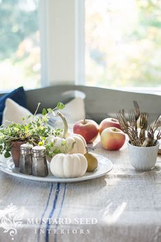 Finding Fall Home Tour - Miss Mustard Seed