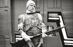 Dengar the bounty hunter from Star Wars The Empire Strikes Back