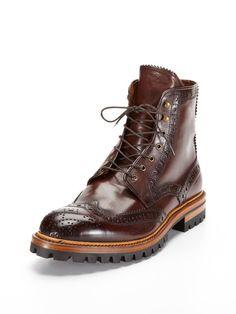#GiftMe Antonio Maurizi Wingtip Boots
