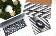 DIY: Kleinen Geldbeutel nähen - Geschenkidee für Minimalisten - nähwiesel-blog.de Textiles, Sewing, Blog, Pattern, Last Minute, Couture, Fitness, Coin Purses, Sew Wallet