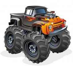 Google Image Result for http://us.123rf.com/400wm/400/400/mechanik/mechanik1211/mechanik121100002/16456293-cartoon-monster-truck.jpg