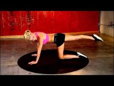 How to lose belly fat fast, how to get rid of love handles and lose thigh fat quickly, burn fat - YouTube