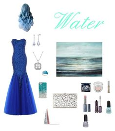"""""""Untitled #109"""" by dawndreader ❤ liked on Polyvore featuring Jewel Exclusive, BERRICLE, Christian Dior, Urban Decay, Vapour Organic Beauty, Marc by Marc Jacobs, Lauren Lorraine, tarte, China Glaze and Sondra Roberts"""