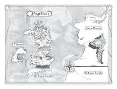Acotar acomaf acowar world map of Prythian