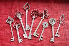 Keys by KCrlni, via Flickr