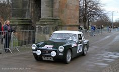 MG Midget   #347 Driver: Colin Rose Co-Driver: Alistair Dick…   Flickr
