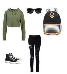 Cute Fashion Outfits for Teens worth Copying - Cute Teen Outfits, Cute Outfits For School, Teen Fashion Outfits, Teenager Outfits, Cute Summer Outfits, Outfits For Teens, Trendy Outfits, Girl Outfits, Outfits With Converse