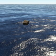 Some wonderful ocean physics applied in Unity game engine.