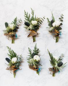 Hunting Wedding, Lodge Wedding, Forest Wedding, Our Wedding, Dream Wedding, Fishing Wedding Themes, Wedding Ideas, Floral Wedding, Wedding Bouquets