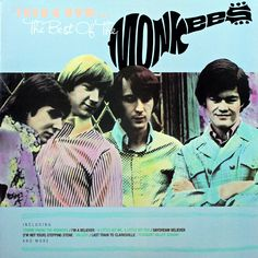 1986-07-00 – Monkees - Then & Now... The Best of The Monkees