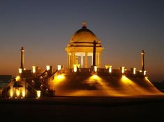 Clifton Karachi - Had much fun here - at Hill Park in clifton! good times