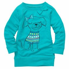 TLC Tunic with Doggy